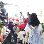 浄水北小学校の子どもたちが街探検に来てくれましたー!地域のお役に立てて嬉しいなぁ~