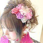 朝早く営業時間前でも結婚式・卒業式・入学式のヘアーセットと着付ができるBURN&BEANです。